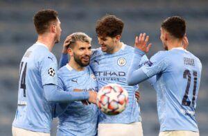 Nasib Aguero di Manchester City, antara Hengkang atau Bertahan?