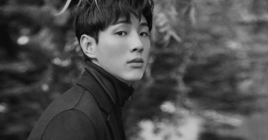 Aktor Ji-Soo. (Foto: Website KeyEast/Tugu Jatim)
