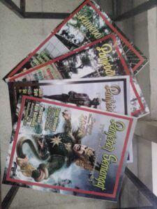 Majalah Panjebar Semangat. (Foto: Rangga Aji/Tugu Jatim)