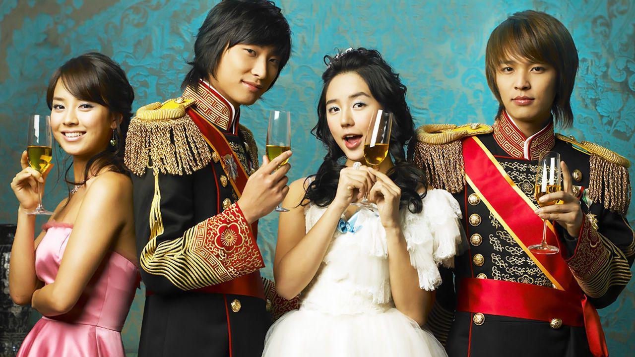 Poster Drama Korea Princess Hours. (Foto: viki.com/Tugu Jatim)