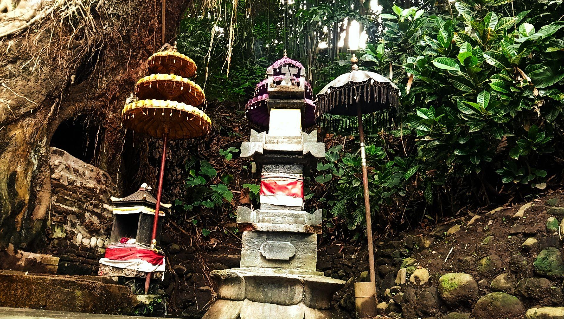 Petirtaan Watu Gede di Dusun Sanan, Kelurahan Watugede, Kecamatan Singosari, Kabupaten Malang. (Foto: Ovi/Gufron/Tugu Jatim)