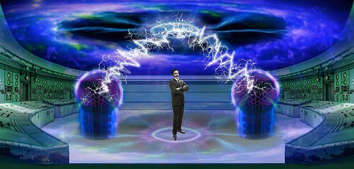 Ilustrasi Nikola Tesla/Pixabay