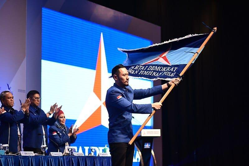 Agus Harimurti Yudhoyono (AHY). (Foto: Wikipedia) ketua umum partai demokrat, klb sibolangit, lp3es,