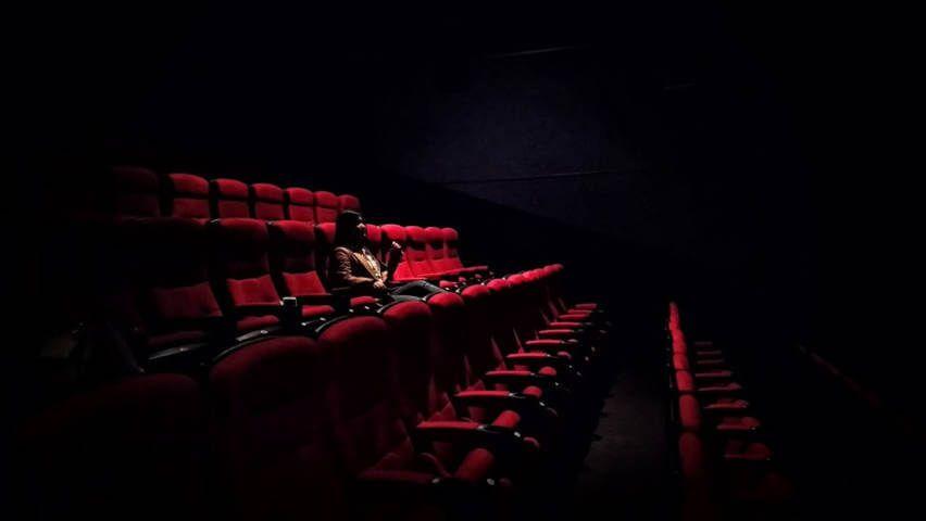 Ilustrasi bioskop. (Foto: Unsplash/Tugu Jatim)