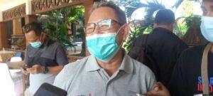Wakil Bupati Tuban, Noor Nahar Husein menyatakan tegas jika Pemkab Tuban menolak rencana impor beras. (Foto: Mochamad Abdurrochim/Tugu Jatim)