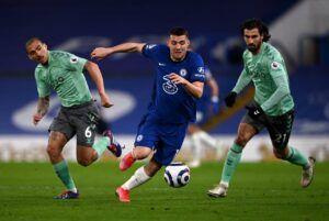 Chelsea vs Everton: The Blues Menang 2-0, Mantapkan Diri di 4 Besar Klasemen