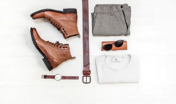 Ilustrasi rekomendasi fashion untuk pria. (Foto: Unsplash) brand lokal untuk pria, tugu jatim