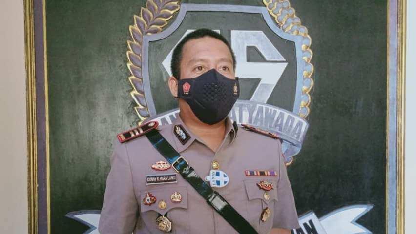 Kasatreskrim Polres Malang, AKP Donny K Baralangi. (Foto: RAP/Tugu Malang/Tugu Jatim)