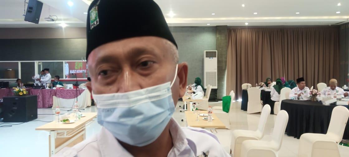 Ketua DPC PKB Kabupaten Tuban terpilih, H. M. Miyadi yang juga menjabat sebagai Ketua DPRD Tuban. (Foto: Moch Abdurrochim/Tugu Jatim)
