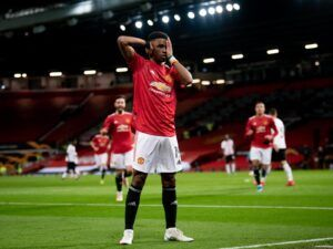 Manchester United Raih Hasil Imbang 1-1 Lawan AC Milan, Solkjaer Kecewa