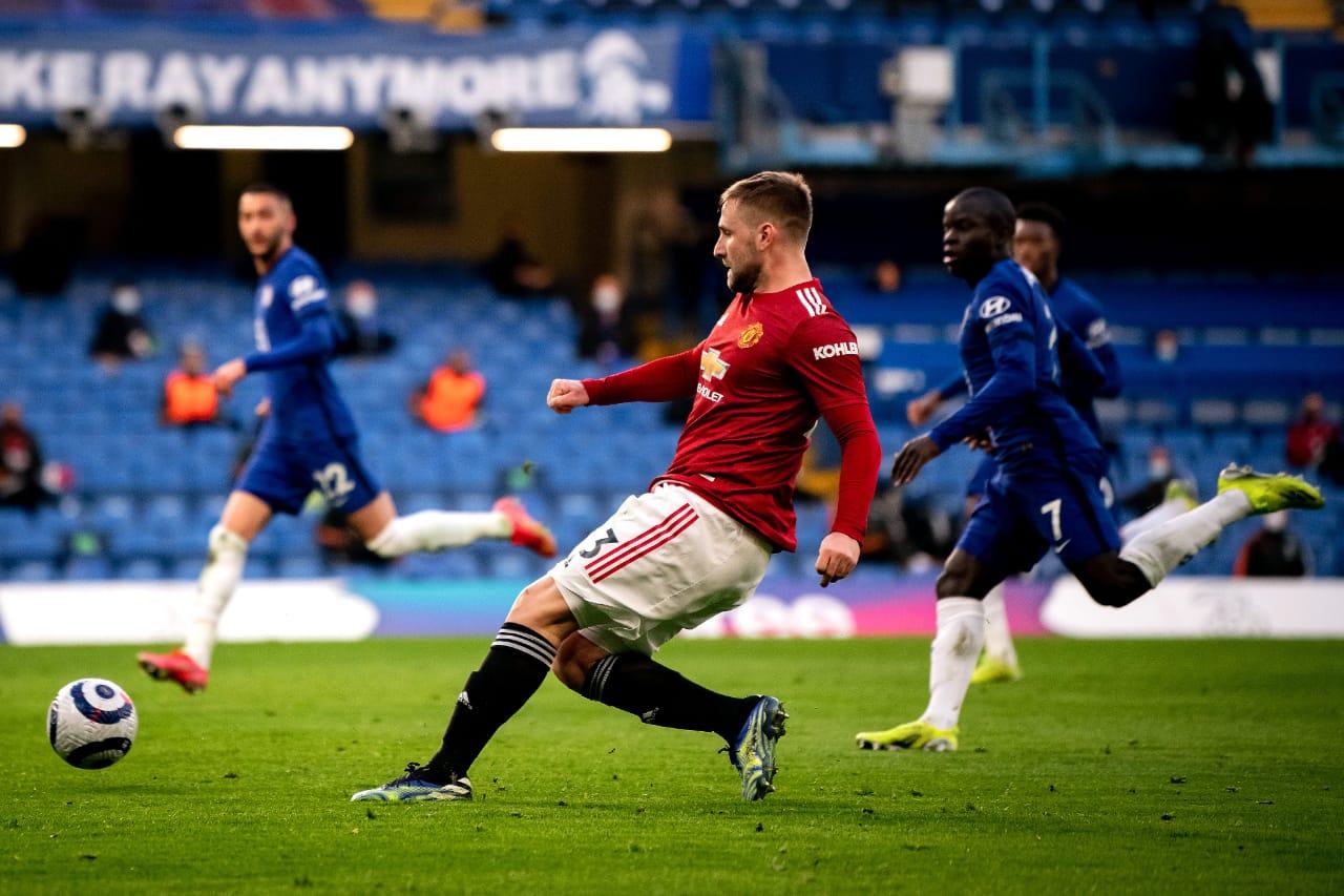 Laga pekan ke-26 Liga Inggris saat Chelsea menjamu Manchester United di Stadion Stamford Bridge. (Foto: Twiter/@ManUtd) tugu jatim