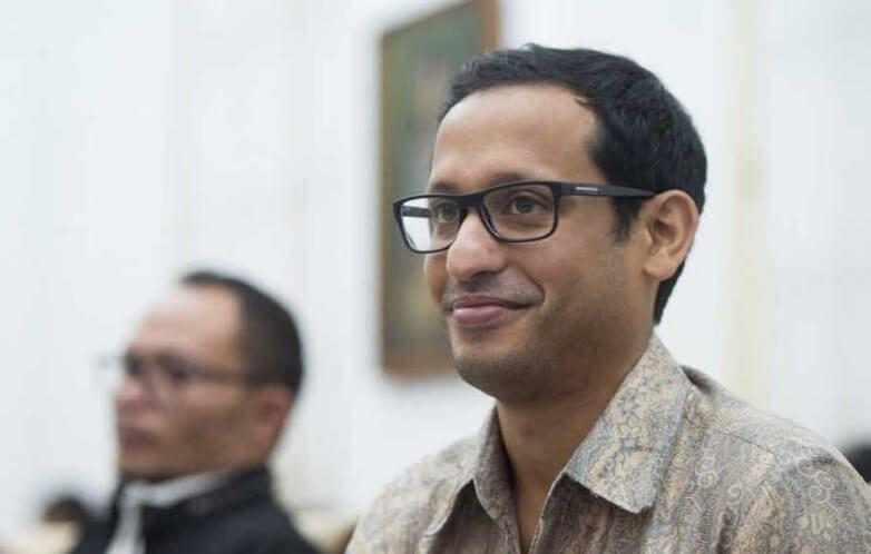 Menteri Pendidikan dan Kebudayaan, Nadiem Makarim. (Foto: Dokumen/Kemendikbud) tugu jatim kuota internet gratis kemendikbud 2021