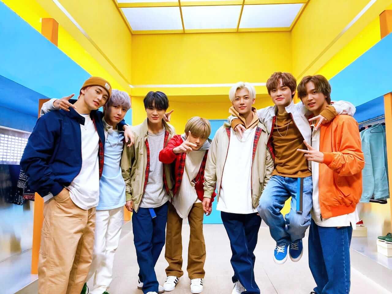 Para personel boy group asal Korea Selatan, NCT DREAM. (Foto: Twitter/@NCTsmtown_DREAM)