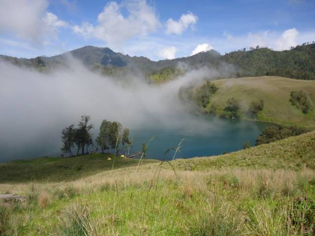 Ilustrasi Gunung Semeru. (Foto: Pexels/Tugu Jatim)