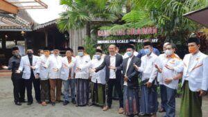 Foto bersama Coach Fahmi di Camp King Sulaiman. (Foto: Dokumen/PKS)