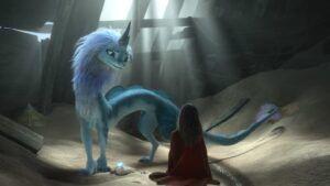 Film Raya and The Last Dragon akan menjadi wajah keberagaman budaya d Asia Tenggara. (Foto: Disney)