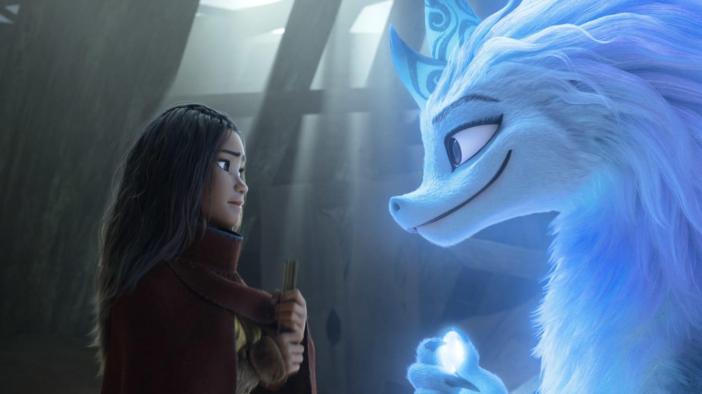 Film Raya and The Last Dragon akan menjadi wajah keberagaman budaya d Asia Tenggara. (Foto: Disney) tugu jatim