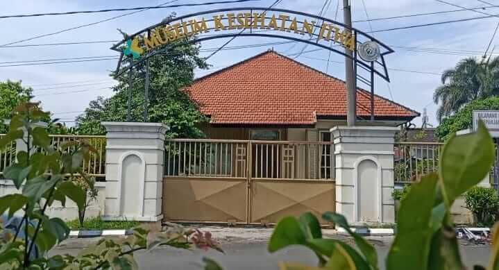 Museum Kesehatan Jiwa Dr Radjiman Wediodiningrat, tepatnya di Jl Jenderal Ahmad Yani, Kecamatan Lawang, Kabupaten Malang. (Foto: Ovi-Gufron/Tugu Jatim)