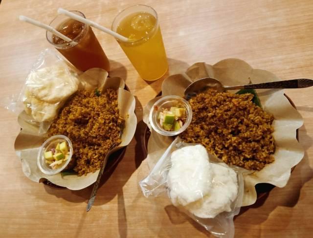 Sego Goreng KB, menu nasi goreng dengan paduan cita rasa javanese food dan chinese food. (Foto: Ovi-Gufron/Tugu Jatim)