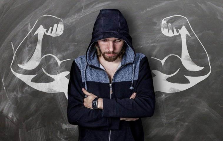Ilustrasi seorang pria yang memiliki kemampuan dalam dirinya. (Foto: Pixabay) soft skill