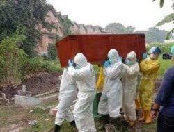 Pemakaman dengan Prosedur Covid-19 di Surabaya Capai 126 dalam Sehari