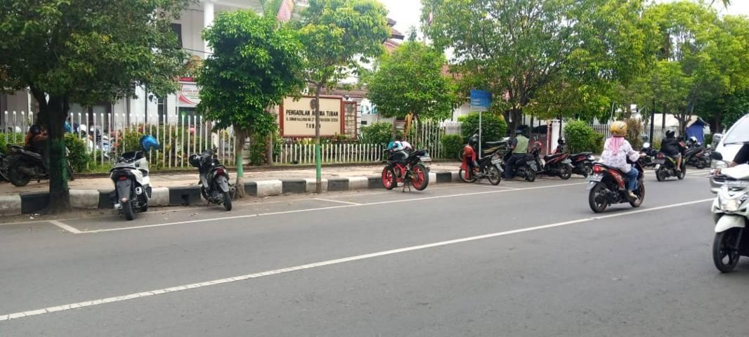 Kantor Pengadilan Agama Kabupaten Tuban. (Foto: Rochim/Tugu Jatim)