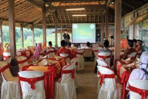 Meeting, gathering, dan arisan bisa digelar di Pawon Teh Tudung.(Foto:Dok/ Tugu Jatim)