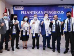 Pengurus Peradi Kabupaten Malang. (Foto: Dok/Tugu Jatim)