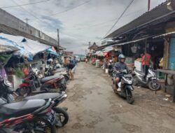 Kondisi Pasar Besar Kota Batu yang butuh segera direvitalisasi. (Foto: Sholeh/Tugu Jatim)