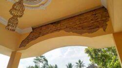 Akibat gempa 6,7 Magnitudo, rumah warga di Kalipare rusak. (Foto: Rap/Tugu Jatim)
