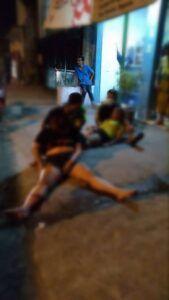 Korban tabrak lari. (Foto: Humas Polres Tuban/Tugu Jatim)