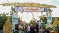 Bazar Ramadan di Desa Bakalan, Kecamatan Kapas, Bojonegoro. (Foto: Mila Arinda/Tugu Jatim)