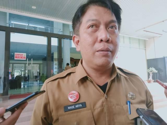 Kadisparbud Kabupaten Malang Made Arya Wedanthara. (Foto: Rap/Tugu Jatim)