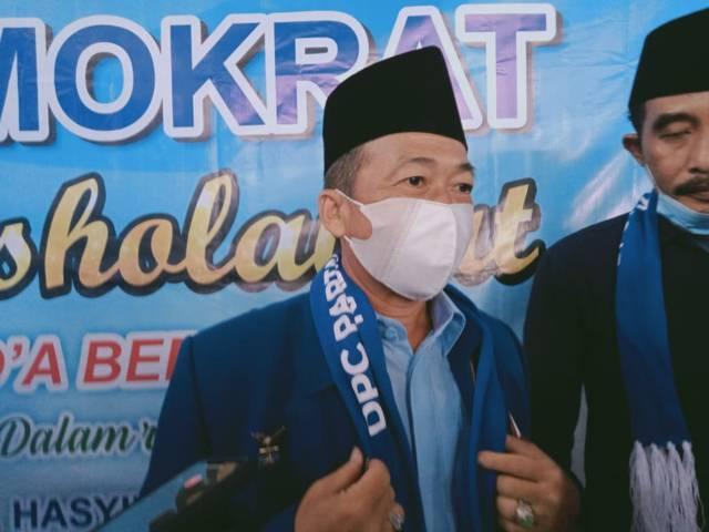 Ketua DPC Partai Demokrat Kabupaten Malang Ghufron Marzuki. (Foto:Rap/Tugu Jatim)