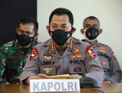 Kapolri Jenderal Listyo: Turut Prihatin dan Polri Akan Memberikan yang Terbaik untuk Mencari KRI Nanggala 402