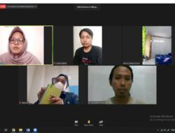 AJI Bojonegoro Gelar Diskusi Online Lawan Infodemik Pandemi Covid-19