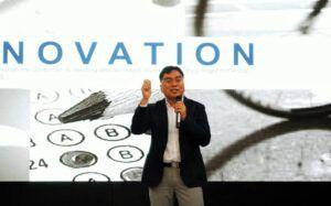 Salman Subakat, CEO PT Paragon Technology and Innovation. (Foto: Dokumen/ITB)