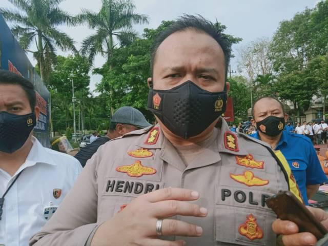 Kapolres Malang AKBP Hendri Umar. (Foto: Rap/Tugu Jatim)