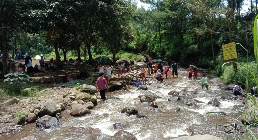 Suasana tempat wisata Bumi Perkemahan Bedengan, Malang. (Foto: Fen/Tugu Malang/Tugu Jatim)
