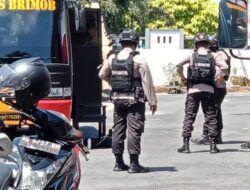 Diduga Bom, Tas Misterius di Gedung DPRD Kota Kediri Diledakkan Gegana Brimob Polda Jatim