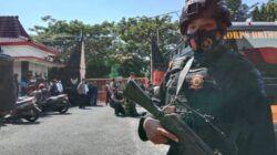 Tas Misterius Berisi Kabel dan Baterai Ditemukan di Depan Kantor DPRD Kota Kediri