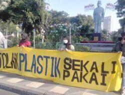 Peringati Hari Bumi, Captain River Warrior Indonesia: Kami Minta Pemprov Jatim Bikin Aturan Larang Pakai Plastik Sekali Pakai!