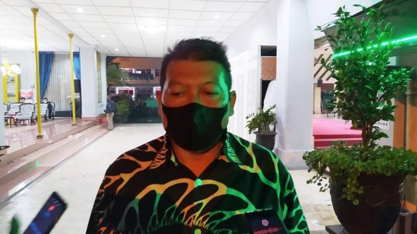 Wakil Bupati Malang, Didik Gatot Subroto. (Foto: M Ulul Azmy/Tugu Malang/Tugu Jatim)