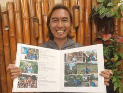 pendiri Perpustakaan Anak Bangsa, Eko Cahyono. (Foto: Rizal Adhi Pratama/Tugu Malang/Tugu Jatim)