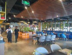 Suasana Grand Kitchen Royal Tulip Darmo Surabaya. (Foto: Rangga Aji/Tugu Jatim)