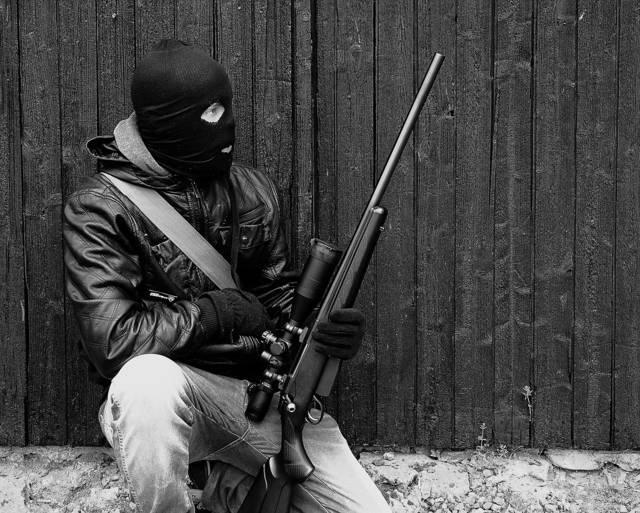 Ilustrasi ektremis dan teroris. (Foto: Pixabay) polres malang, teror