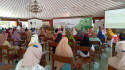 Seminar Generasi Z dalam rangka peringatan Hari Kartini di Bojonegoro, Rabu (14/04/2021) (Foto : Mila Arinda/Tugu Jatim)
