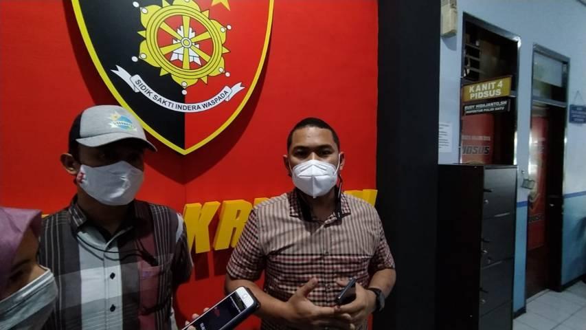 Kasatreskrim Polresta Malang Kota, Kompol Tinton Yudha Riambodo. (Foto: M Ulul Azmy/Tugu Malang/Tugu Jatim)