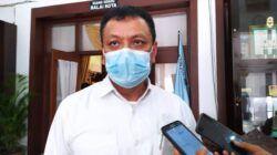 Ketua KONI Kota Malang, Eddy Wahyono. (Foto: M Ulul Azmy/Tugu Malang/Tugu Jatim)
