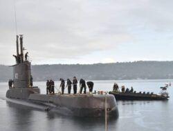 KRI Nanggala-402 Ditemukan pada Kedalaman 838 meter, 53 Awak Kapal Dinyatakan Gugur